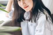 Hâm mộ vẻ đẹp thiên thần của cô bạn Thu Trang 15 tuổi