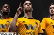 W88 tài trợ Wolverhampton Wanderers