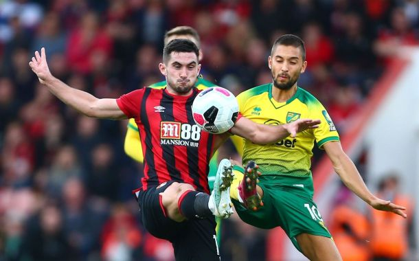 Dự đoán tỷ số trận đấu Norwich City - Bournemouth 22h00' 18/01/2020