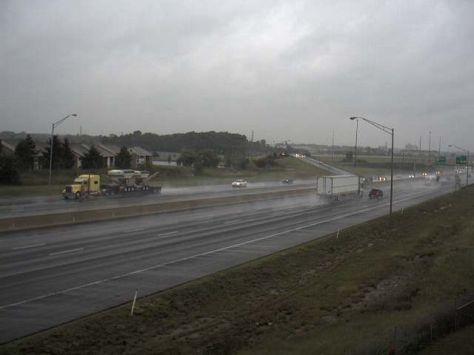 Webcam view of I-69 in Fort Wayne