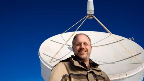 Photo of meteorologist Mark Frazier