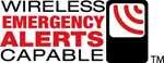 Wireless emergency alerts logo