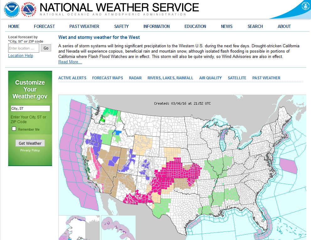 National Weather Forecast Map Austin Weather Forecast Sunshine As - Us weather gov map