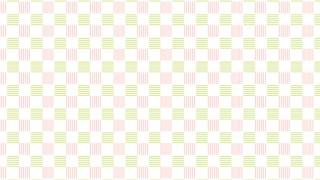 格子柄風のシンプルな包装紙