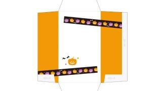 ハロウィンのポチ袋1