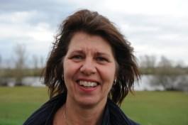 unieke vrouw Anita Riezebos