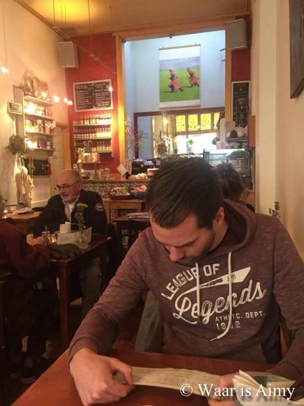 Juni cafe Den Haag