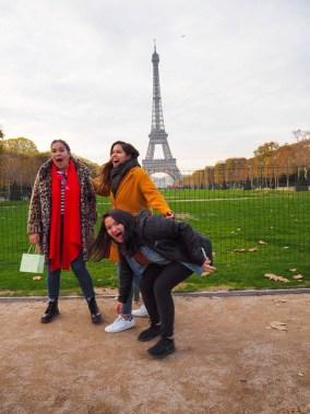 Eiffeltoren - Waar is Aimy