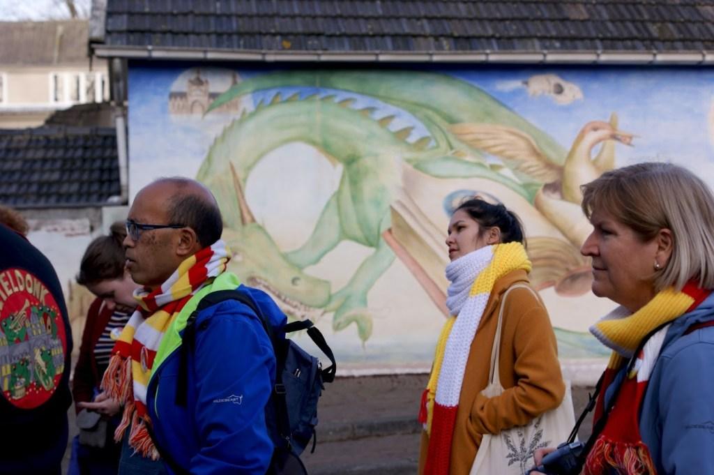 Carnavalswandeling - Kuukskes