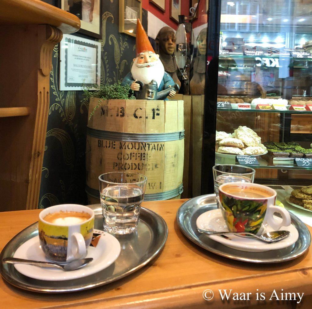 Café Ebel - Waar is Aimy
