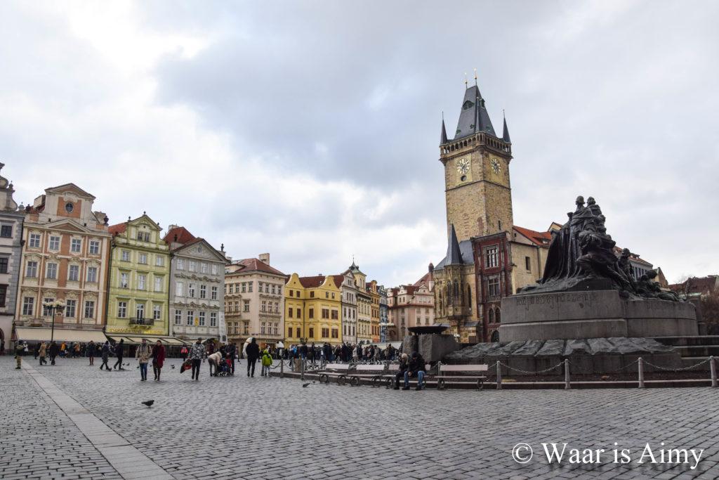 Oude centrum Praag