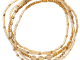A Beautiful Story – Armband – Together Citrine Goud