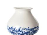 Piet Hein Eek Vaas – Bamboe small (Ø 24 x 20 cm)