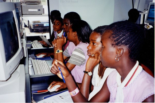 African Girls Education