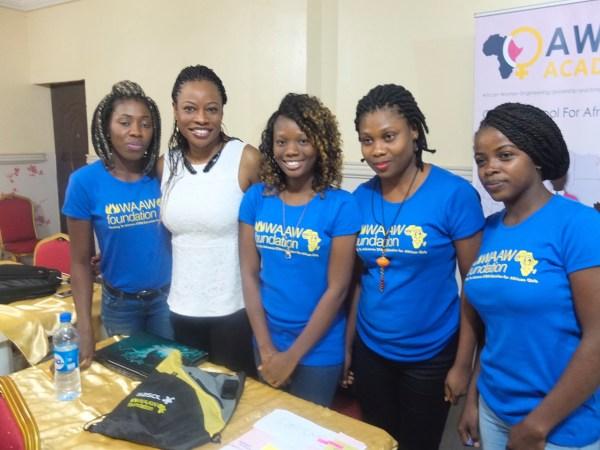 Dr. Unoma Okorafor Empowering African Girls In Stem