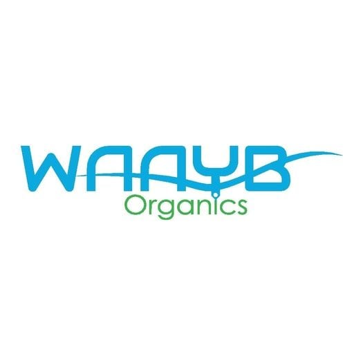 WAAYB Organics All Natural Hemp Extract Oil