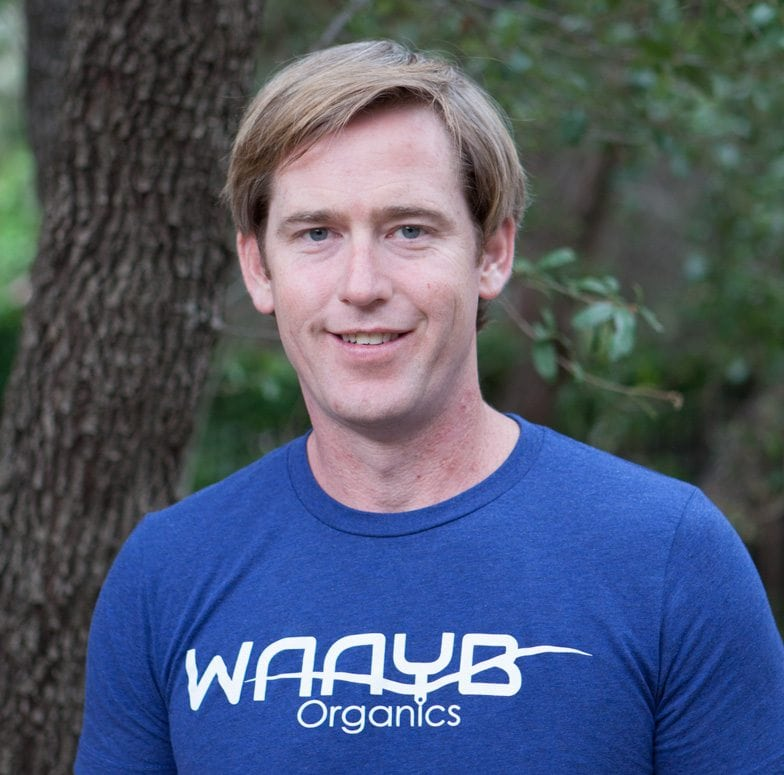 Hemp Extract Oil CEO and Founder Scott Cusack