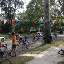 Stopped in Takoma (Photo by Katie Harris)