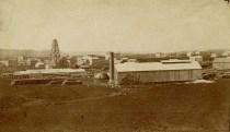 Alma Salt Works - c.1874
