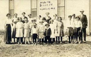 District 35 - Arbor School -1913