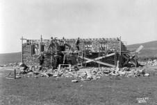 Construction of Caretaker's House, Lake Wabaunsee