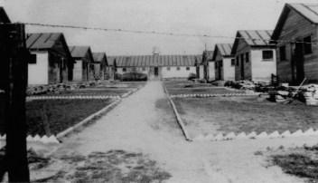 Prisoner of War Barracks, Lake Wabaunsee, Kansas