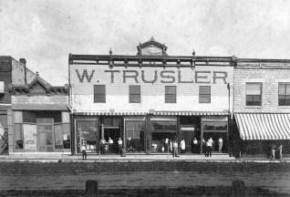Trusler Hardware Store, 119 South Main Street, Eskridge, Kansas