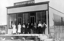 Lunch & Short Order Café, McFarland, Kansas
