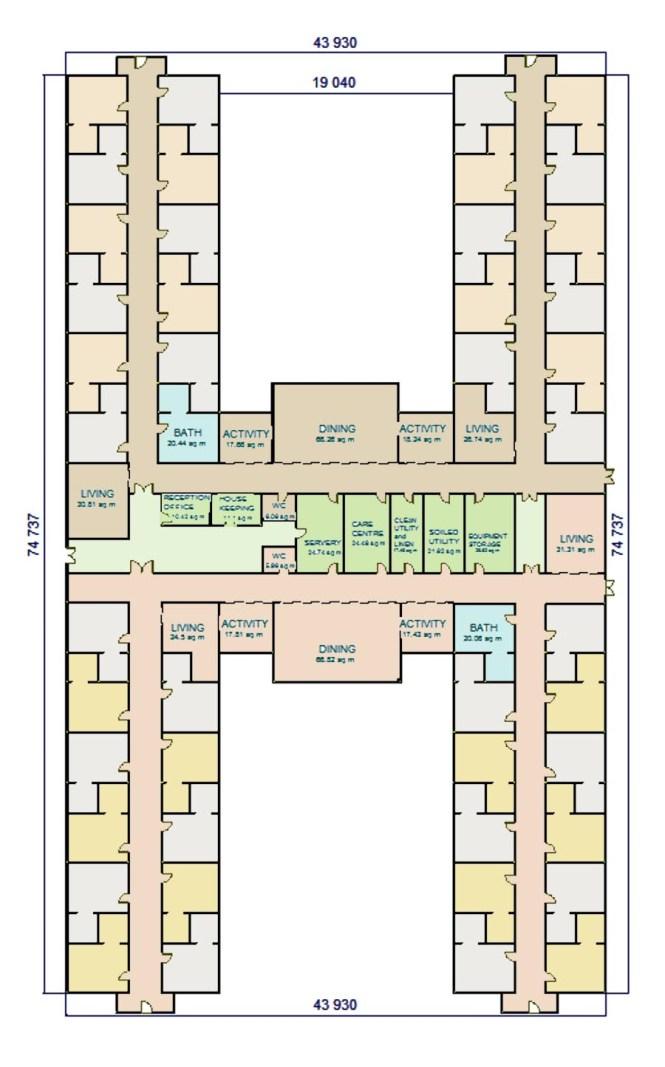 nursing home design plans : brightchat.co