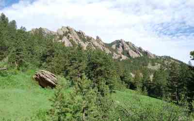 Boulder Mountains - Mesa Trail