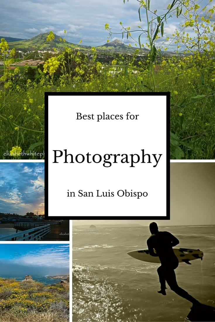 Best Photography Spots in San Luis Obispo County