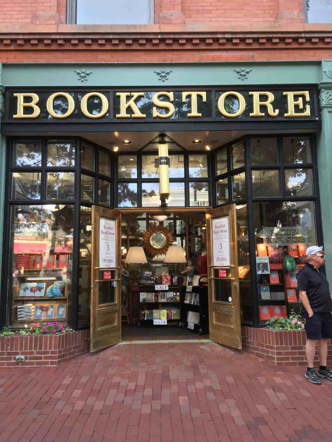The Boulder Book Store on the Pearl Street Mall in Boulder  is the embodiment of what makes Boulder great.