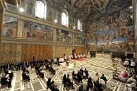 Michelangelos Sistine Chapel Virtual Tour