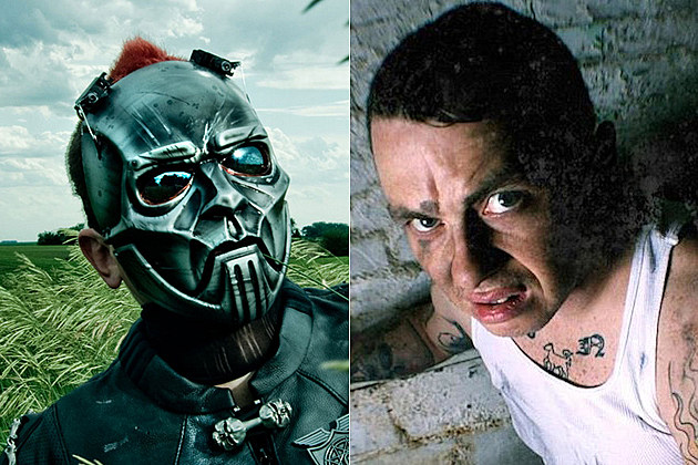 Sid Wilson Unmasked