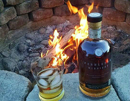 Pendleton Whisky Recipe Contest for 4 Zac Brown Band Tickets