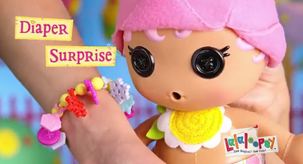 Lalaloopsy Babies Diaper Surprise Tv Commercial Video