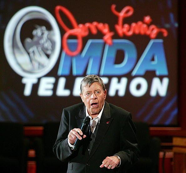 Jerry Lewis Telethon Mda