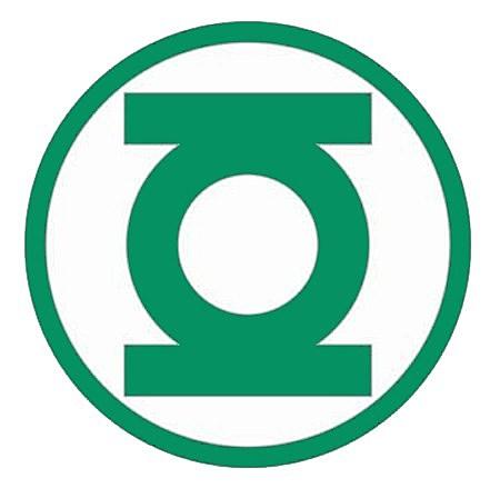 green lantern logo clipart