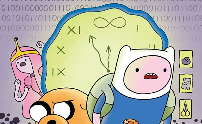 Princess Bubblegum And Bmo Ponder Time Travel In