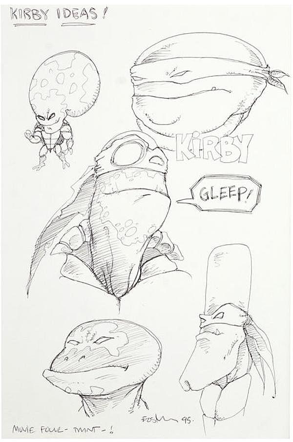 'Teenage Mutant Ninja Turtle' Movie Concept Art Introduces