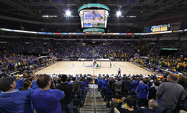 Image result for summit league basketball championship
