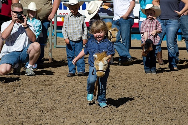Stick Horse Rodeo At The Greeley Mall This Weekend