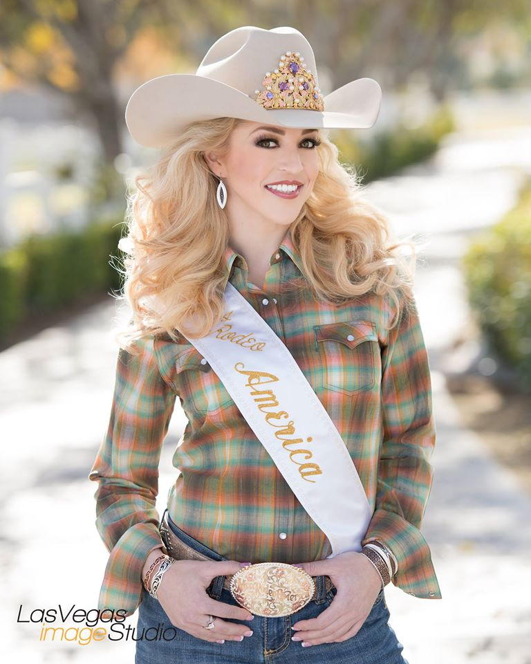 Miss Rodeo America Coming To 95th Annual Greeley Stampede