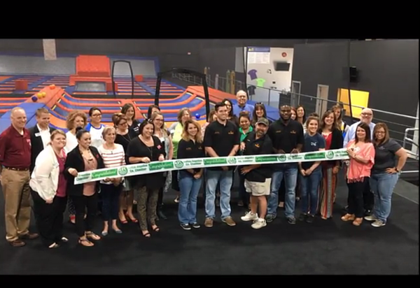 Hijinx Trampoline Park Ready For Saturday's Grand Opening