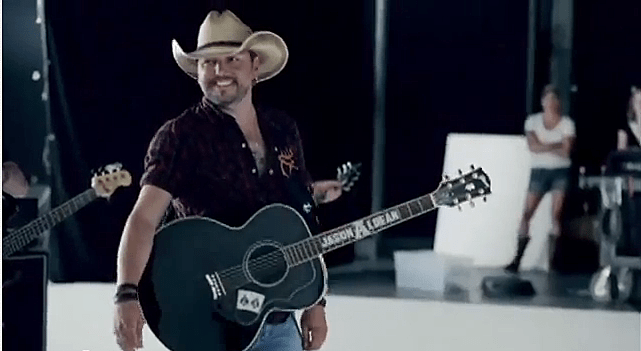 Jason Aldean Screen Shot 'Take a Little Ride'