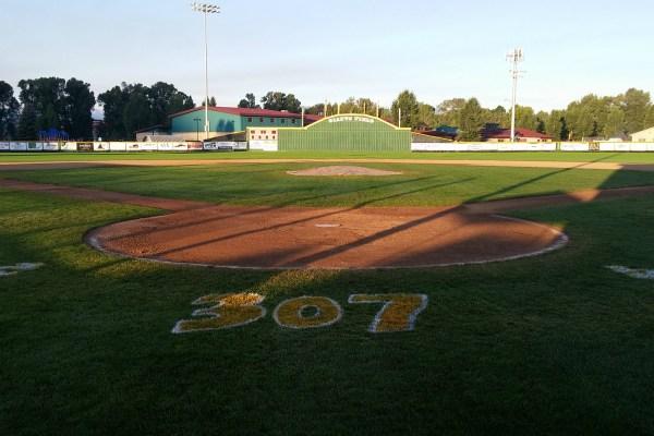 American Legion Baseball Field