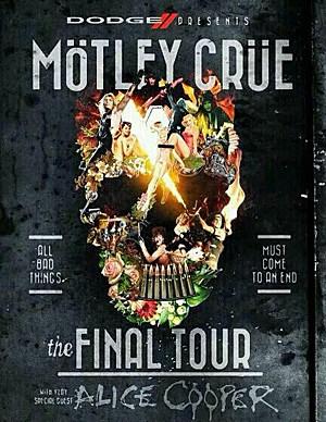 Motley Crue - The Final Tour