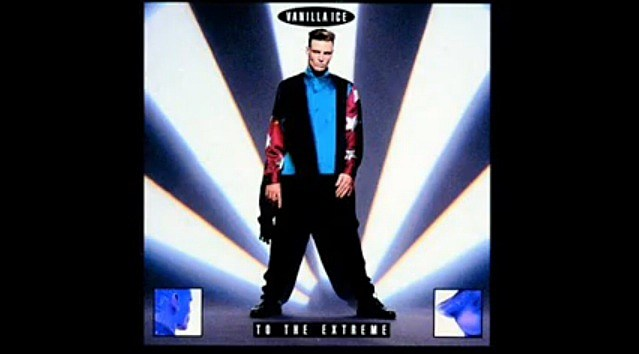 Image result for vanilla ice 90s
