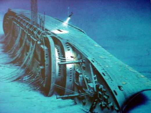 15 Amazing Pictures Of Shipwrecks