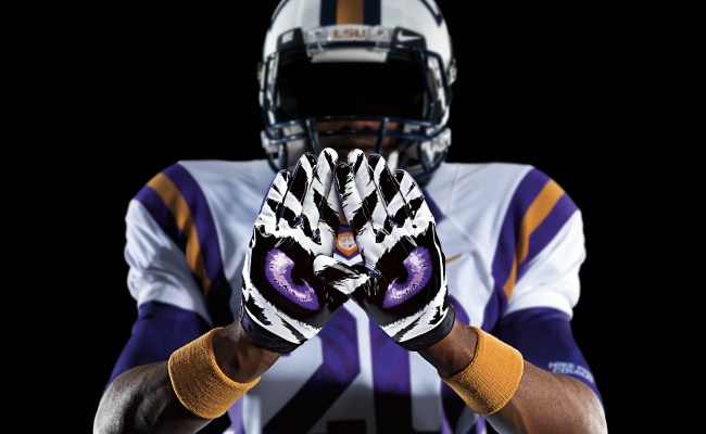 Lsu To Get The Nike Pro Combat Treatment Pictures